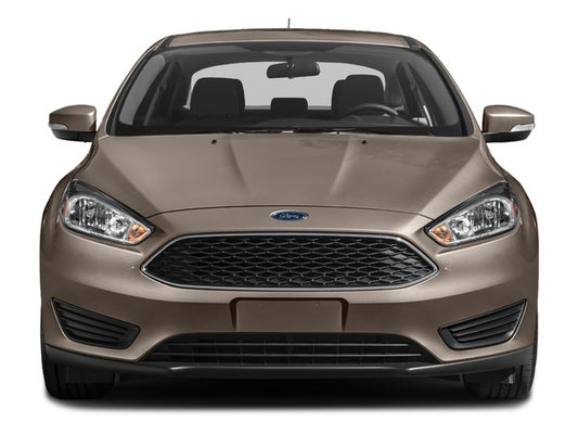 2018 Ford Focus Se Ford Dealer In San Antonio Tx Used Ford