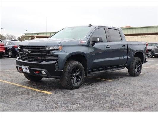 2019 Chevrolet Silverado 1500 Lt Trail Boss Chevrolet Dealer In San Antonio Tx Used Chevrolet Dealership Serving Alamo Heights Boerne Austin Yoakum Tx